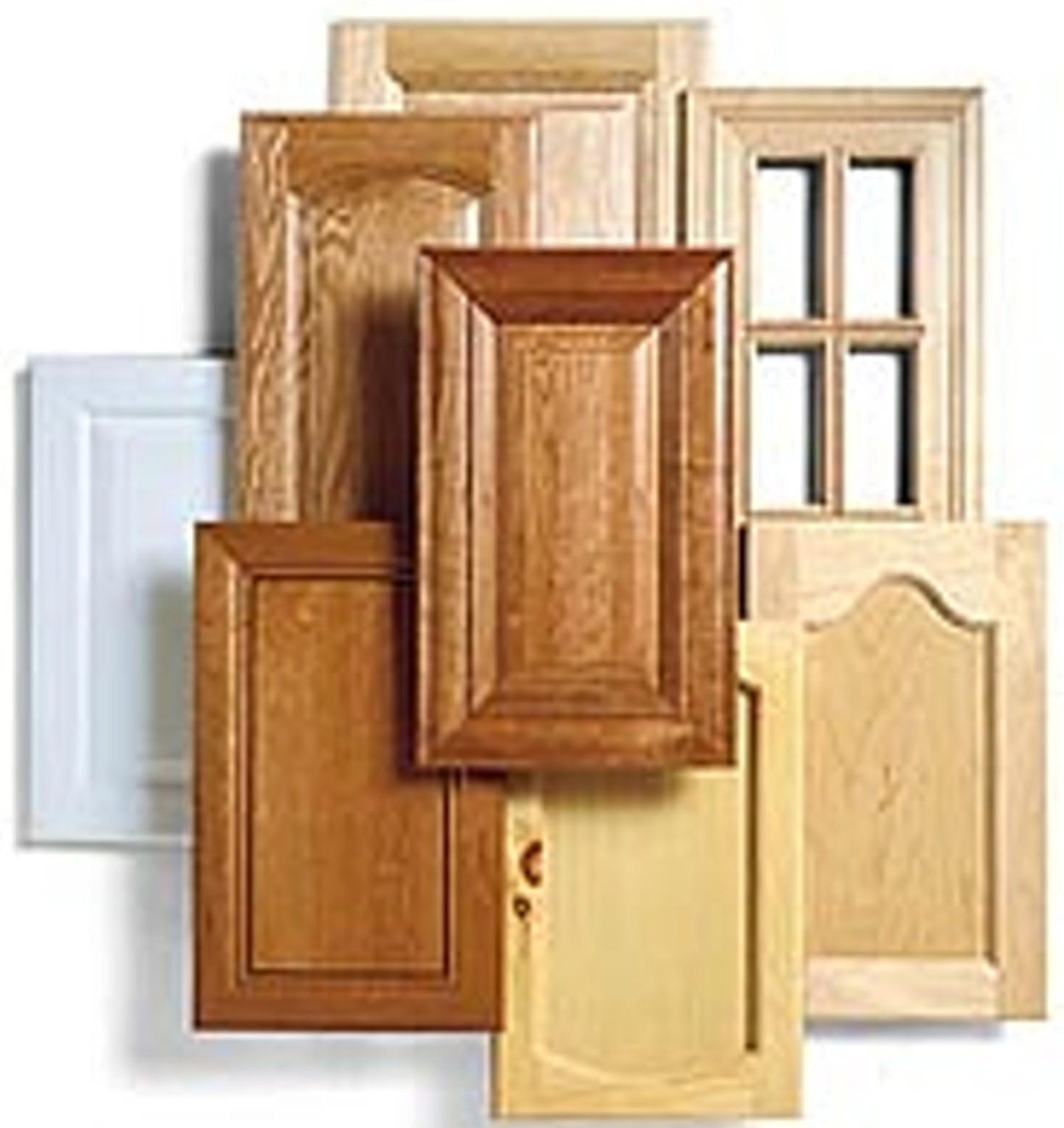 Kitchen cabinets doors the actual types plus the style for Kitchen cabinets doors